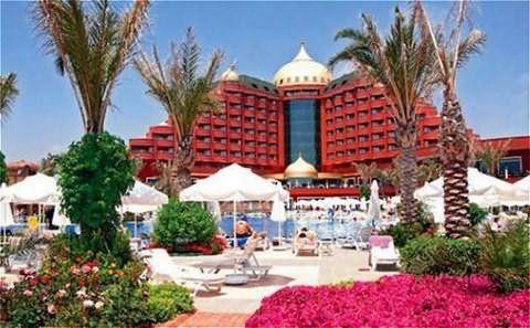 Турция отель дельфин палас