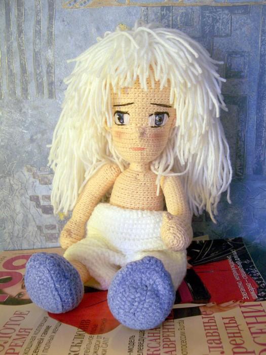 схемы тряпичных куколКрасивая