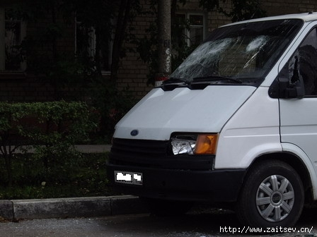 Ford Transit Форд Транзит
