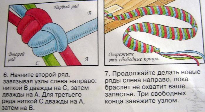 """Благодаря уникальному сочетанию мастер классов (от  """"Плетения фенечки из мулине. как делать фенечки схемы, как."""