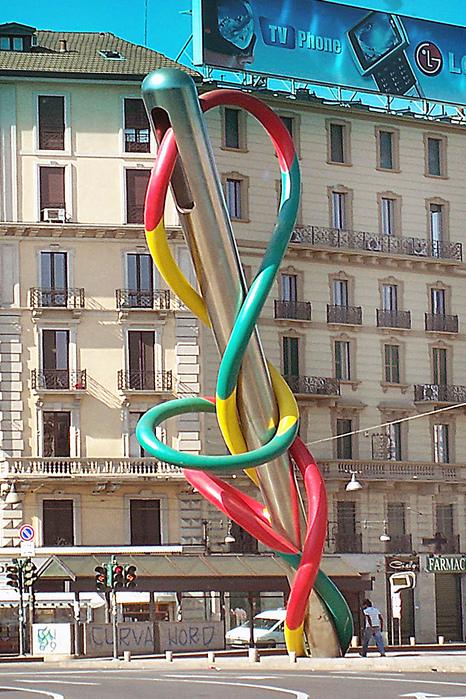 Интересная монументальная скульптура - Страница 2 32541164_Milan_pamyatnik_modeleram