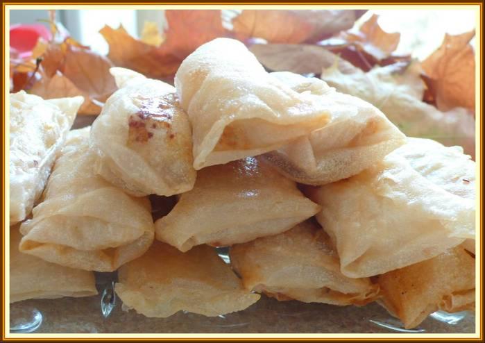 Блинчики рисовая бумага рецепты с