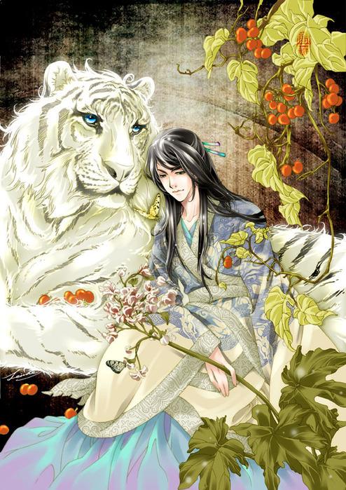 30663392_Love_of_beast_king_2 (494x699, 192Kb)