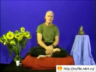 Нидал Оле «Буддистские лекции» 1 «Карма».flv
