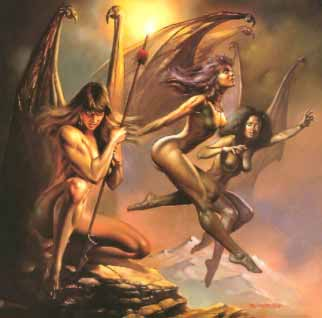 богиня кары мести: