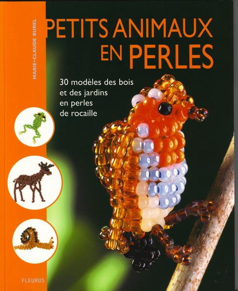 Объемные игрушки из бисера.  30 схем плетения, очень ярко, красиво и понятно.  В книге представлены инструкции с...