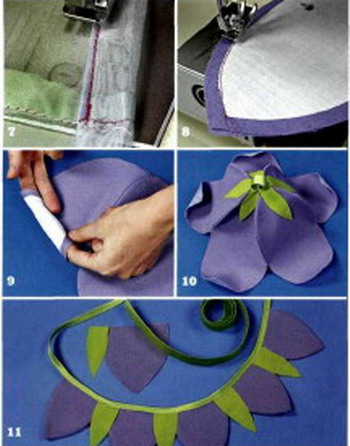 Как сделать шапку колокольчик