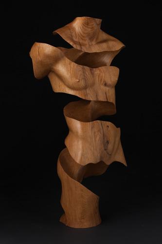 скульптура дерево эротика-ьи1