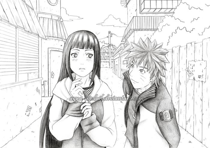 Naruto_and_Hinata_by_Arya_Aiedail (699x494, 230Kb)