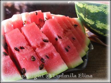 как зрелость плодов арбуза определяют
