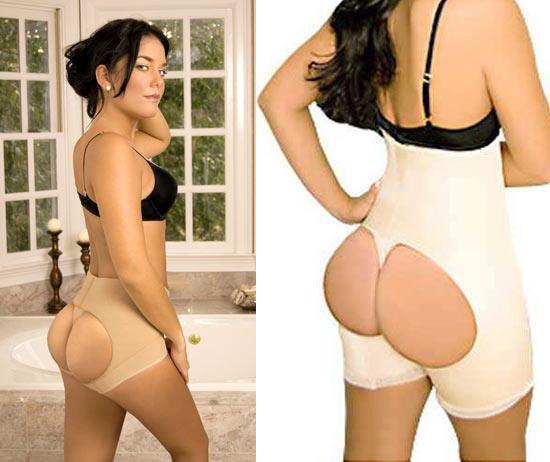 белье для увеличения груди
