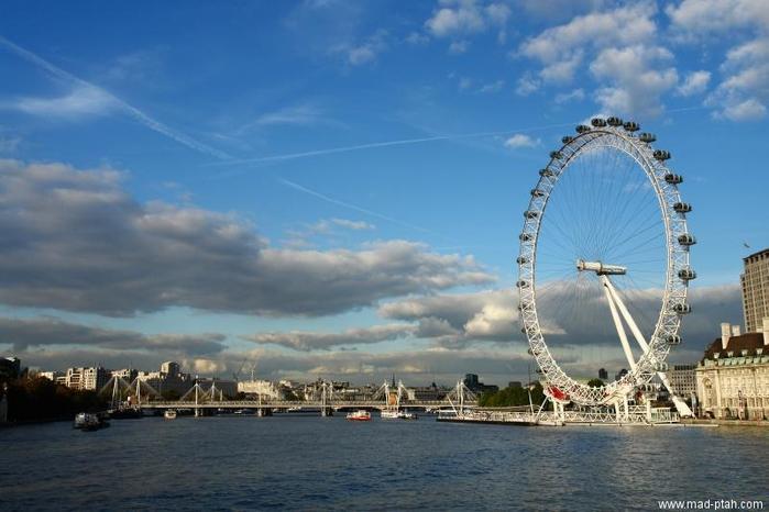 Англия лондон часть 3