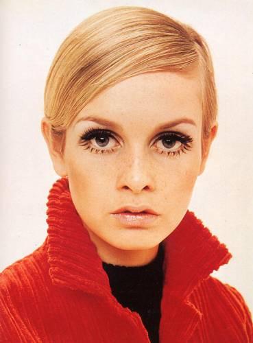 макияж в стиле 60-х - Самое интересное в блогах