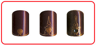top-9 variants is predicated on nail design