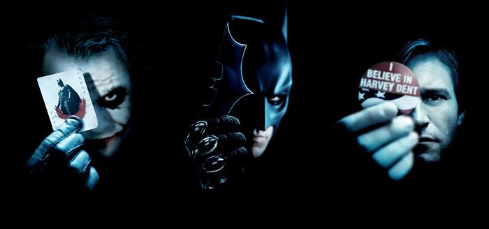 Тёмный рыцарь. Новая глава о Бэтмене