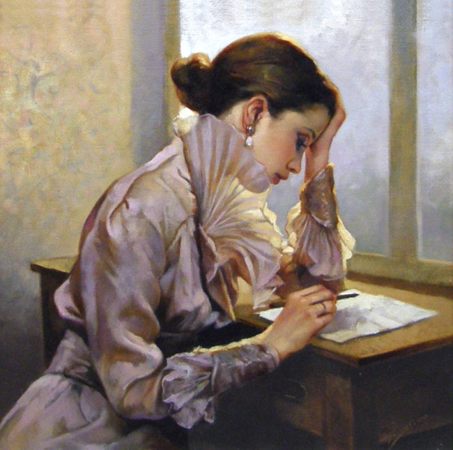 "Gianni Strino "" La lettera """
