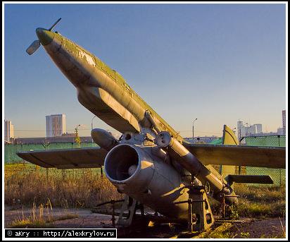 Шпиён Ла-17 Р — первый советский