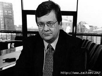 Борис Федоров. Фото с сайта fedorov.ru