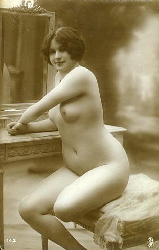 Старые фотографии женщин голых