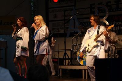 Абба-ривер 2008