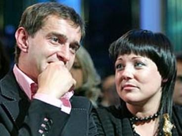 В семье известного российского актера
