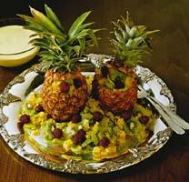 Ананасовый салат