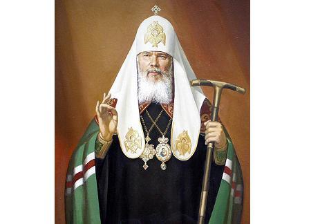 Скончался патриарх московский и всея