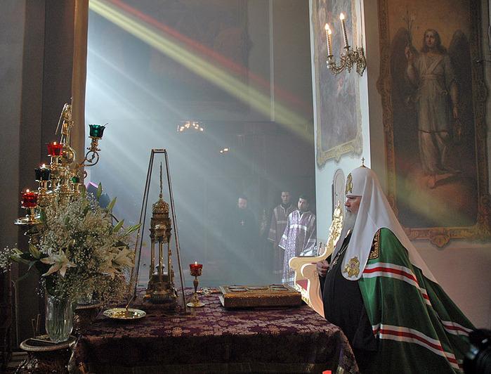 Патриарх Алексий
