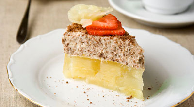 Торт «Ананас» (2)