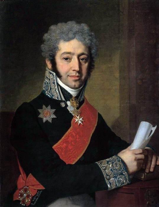 Портрет князя алексея алексеевича