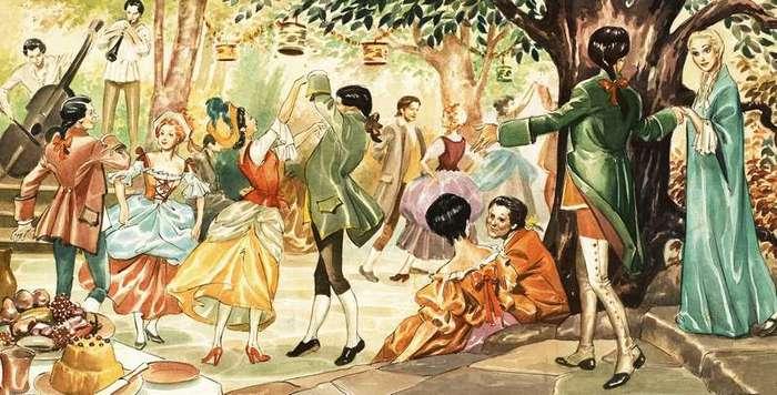 Надир Квинто Волшебный танец.