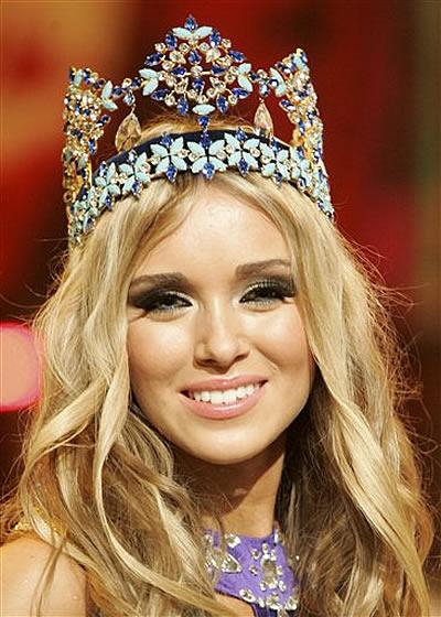 """Финал конкурса """"Мисс Мира 2008"""""""