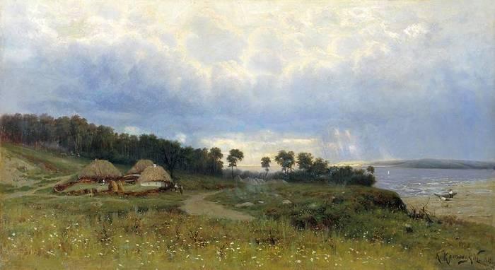 Картины пейзажи леса картины пейзажи
