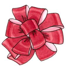 учимся завязывать праздничные банты 36892004_26