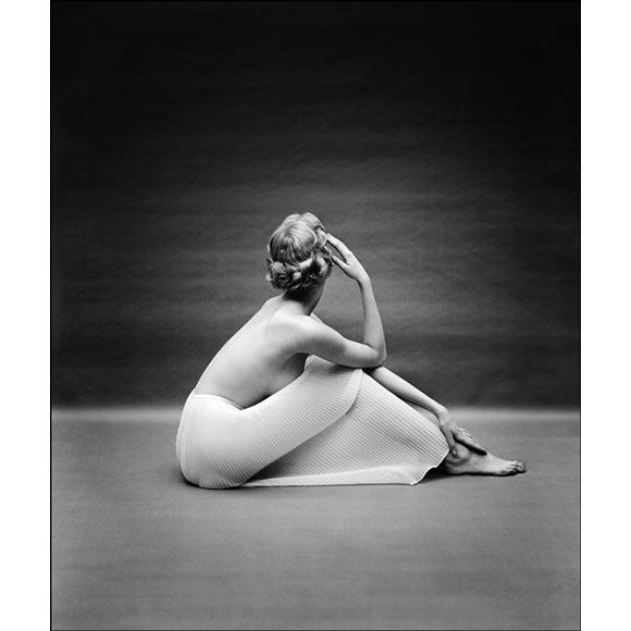 Черно-белые портреты девушек от Mark Shaw