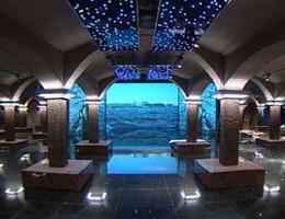 """Единственный интерактивный комплекс """"Вселенная воды"""" в Северной столице"""