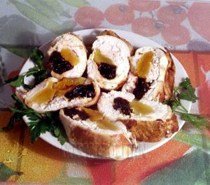 Cosmopolitan - Горячее-закуска из курицы, фото 1