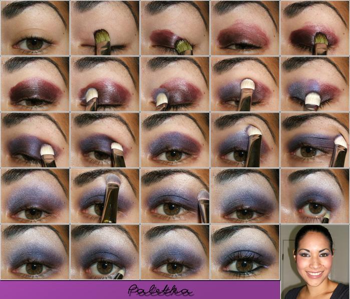 Как сделать make up себе 434