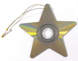 10 способов применить старые CD-диски.