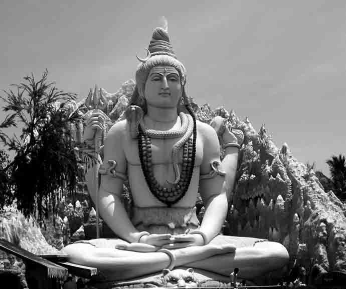 Shiva in padmasana (690x578, 34Kb)