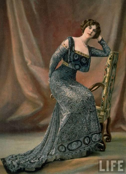 Платья россии женская