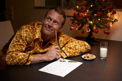 Как правильно накрыть рождественский стол