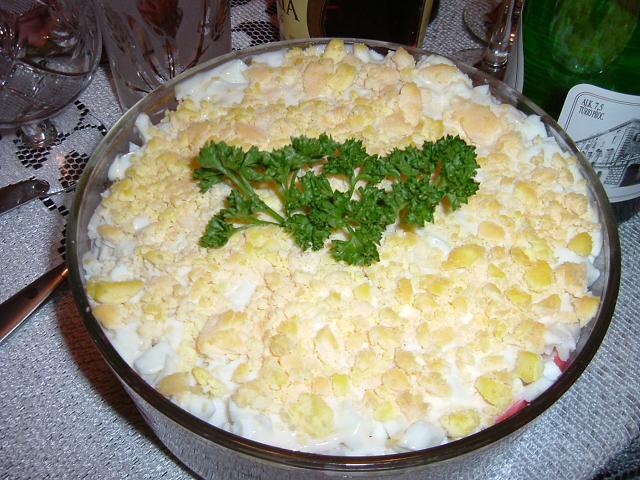 Салат арбузная корка фото