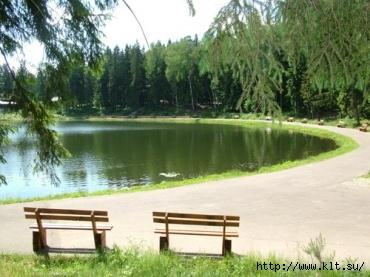 Дом отдыха Покровское Родниковое озеро