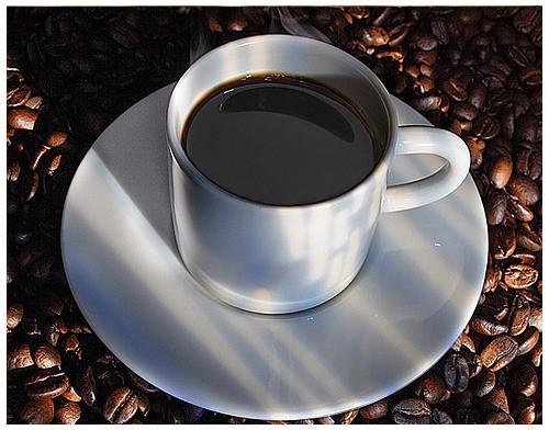 Чашка кофе: предпросмотр.