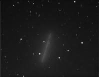 Трек кометы 8P/Tuttle за 69 минут