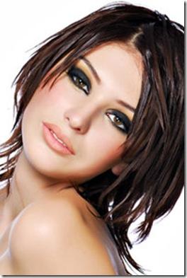 Модные причёски 2009