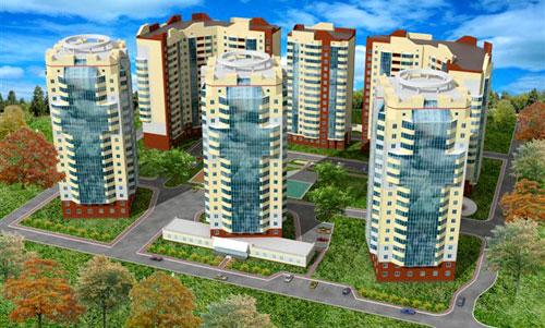 Компания Гарантия-Строй - жилые комплексы бизнес-класса, квартиры.