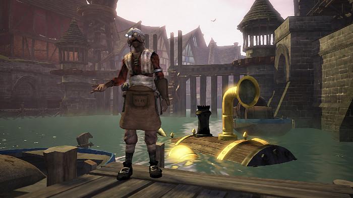 Дополнение к Fable II скриншот