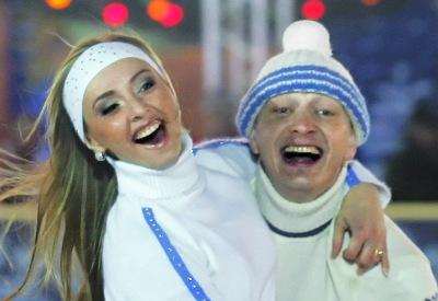 Марат Башаров и Татьяна Навка